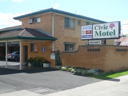 Civic Motel Grafton - Accommodation Sunshine Coast