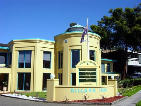Killara Inn Hotel  Conference Centre - Accommodation Sunshine Coast