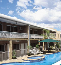 Macarthur Inn - Accommodation Sunshine Coast