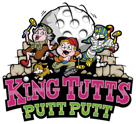 King Tutts Putt Putt - Accommodation Sunshine Coast