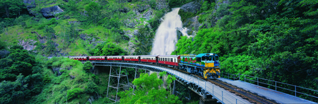 Kuranda Scenic Railway - Accommodation Sunshine Coast