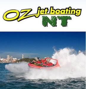 Oz Jetboating - Darwin - Accommodation Sunshine Coast