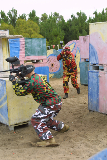 Paintball Skirmish Perth - Accommodation Sunshine Coast