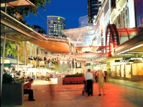 Queen Street Mall - Accommodation Sunshine Coast