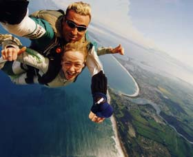 Skydive Melbourne - Accommodation Sunshine Coast