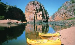 Katherine Gorge - Accommodation Sunshine Coast