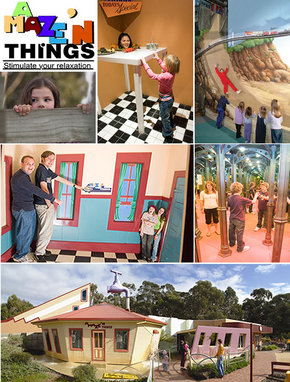 A Maze 'N Things - Accommodation Sunshine Coast