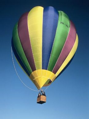 Balloon Safari - Accommodation Sunshine Coast
