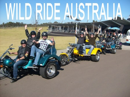 A Wild Ride - Accommodation Sunshine Coast