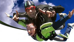 Adelaide Tandem Skydiving - Accommodation Sunshine Coast