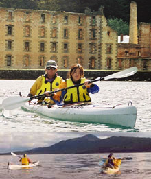 Blackaby's Sea Kayaks and Tours - Accommodation Sunshine Coast