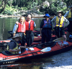 Roaring 40s Kayaking - Accommodation Sunshine Coast