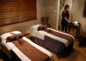 Hidden Valley Eco Spa Lodges  Day Spas - Accommodation Sunshine Coast