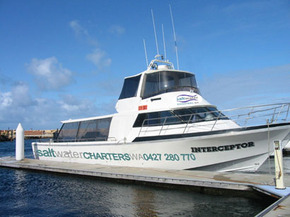 Saltwater Charters WA - Accommodation Sunshine Coast