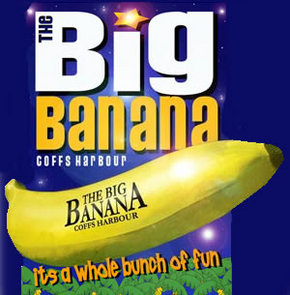 Big Banana - Accommodation Sunshine Coast