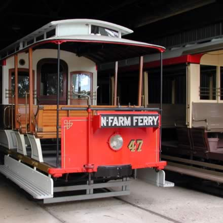 Brisbane Tramway Museum - Accommodation Sunshine Coast