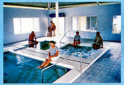 Innot Hot Springs Leisure  Health Park - Accommodation Sunshine Coast
