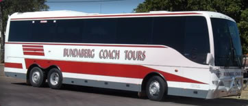 Bundaberg Coaches - Accommodation Sunshine Coast