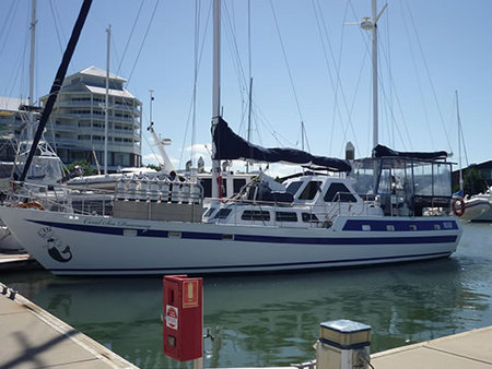 Coral Sea Dreaming Dive and Sail - Accommodation Sunshine Coast
