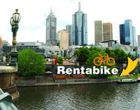 Rentabike  Real Melbourne Bike Tours - Accommodation Sunshine Coast