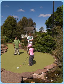 Wetlands Mini Golf - Accommodation Sunshine Coast