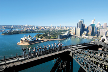 Sydney Harbour Bridge Climb - Accommodation Sunshine Coast
