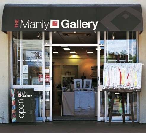 The Manly Gallery - Accommodation Sunshine Coast
