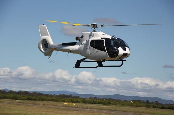 Executive Helicopters - Accommodation Sunshine Coast