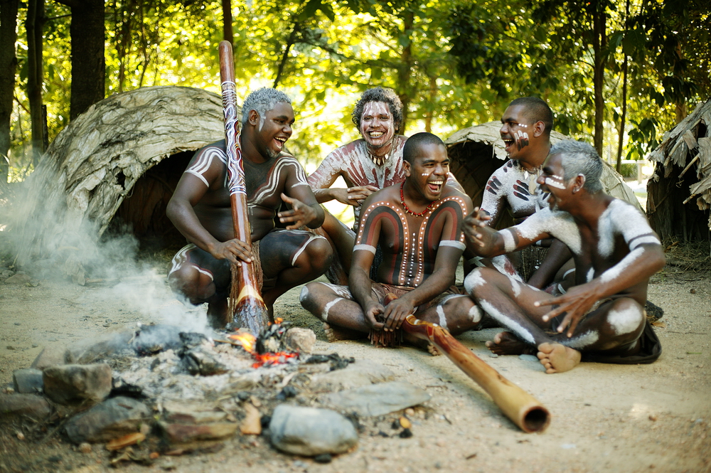 Tjapukai Aboriginal Cultural Park - Accommodation Sunshine Coast