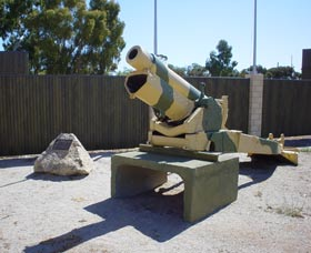 Military Museum Merredin - Accommodation Sunshine Coast