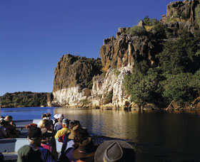 Geikie Gorge National Park - Accommodation Sunshine Coast