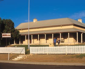 Irwin District Museum