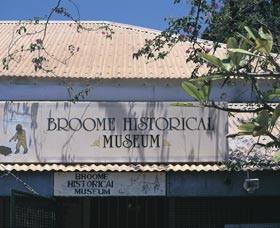Broome Historical Society Museum - Accommodation Sunshine Coast