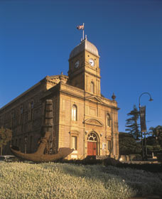 The Albany Town Hall - Accommodation Sunshine Coast