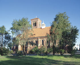 All Saints Church Collie - Accommodation Sunshine Coast