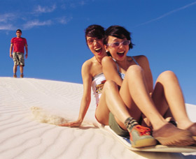 Lancelin Sand Dunes - Accommodation Sunshine Coast