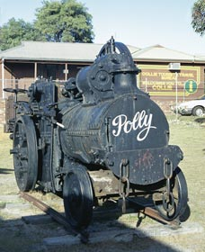 Steam Locomotive Museum - Accommodation Sunshine Coast