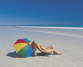 Cable Beach - Accommodation Sunshine Coast