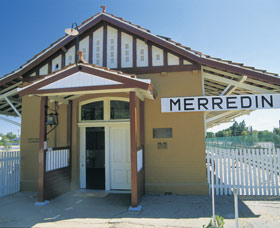 Merredin Railway Museum - Accommodation Sunshine Coast
