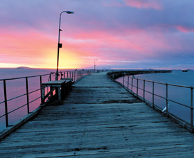 Tanker Jetty - Accommodation Sunshine Coast