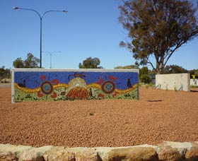 Council Office Mosaic - Accommodation Sunshine Coast