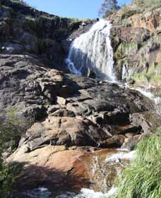 Lesmurdie Falls - Accommodation Sunshine Coast