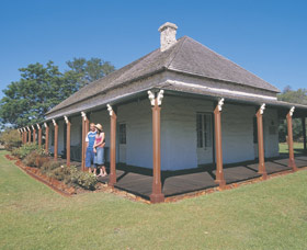 Wonnerup House and Old School - Accommodation Sunshine Coast