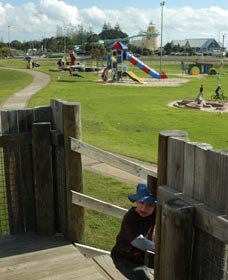 Yoganup Playground - Accommodation Sunshine Coast