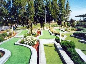 West Beach Mini Golf - Accommodation Sunshine Coast