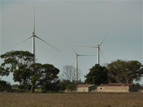 Wattle Point Wind Farm - Accommodation Sunshine Coast