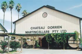 Chateau Dorrien Winery - Accommodation Sunshine Coast