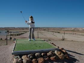 Coober Pedy Opal Fields Golf Club - Accommodation Sunshine Coast