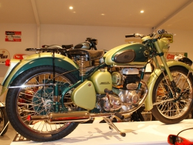 Bicheno Motorcycle Museum - Accommodation Sunshine Coast