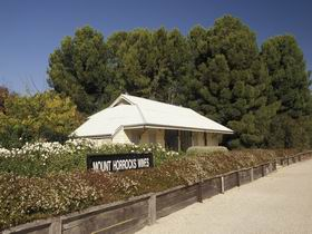 Mount Horrocks Wines and The Station Cafe - Accommodation Sunshine Coast